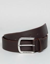 Jack & Jones Belt - Brown