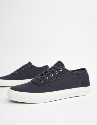 Jack & Jones Canvas Trainer - Navy