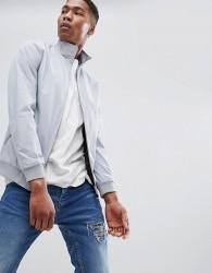Jack & Jones Core Harrington Jacket - Grey