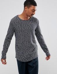 Jack & Jones Crew Neck Sweatshirt - Black