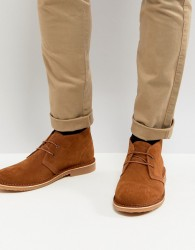 Jack & Jones Desert Boots - Brown