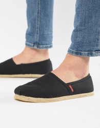 Jack & Jones Espadrille - Black