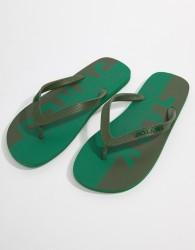 Jack & Jones Flip Flops - Green