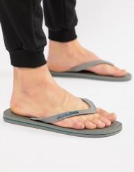 Jack & Jones Flip Flops - Grey