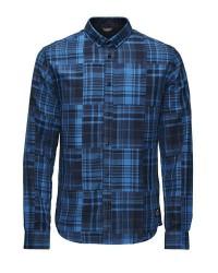 Jack & Jones Gravity Skjorte (Blå, MEDIUM)
