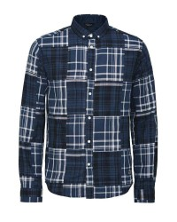 Jack & Jones Gravity Skjorte (Mørkeblå, MEDIUM)