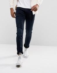 Jack & Jones Intelligence Jeans In Slim Fit In Super Stretch - Blue