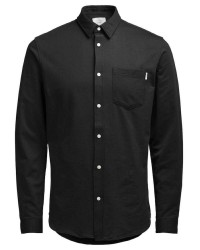 Jack & Jones Jcorodger shirt 12117385 (SORT, LARGE)