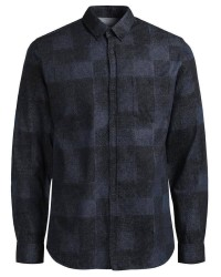 Jack & Jones Jcotool shirt one 12113811 (MØRKEBLÅ, SMALL)