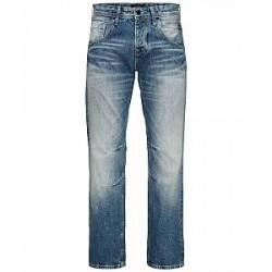 "Jack & Jones JJIboxy JJIeed Jeans (Lyseblå, 32"", 32/81)"