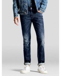 """Jack & Jones JJIClark JJCon Jeans (Mørkeblå, 32"""", 29/74)"""