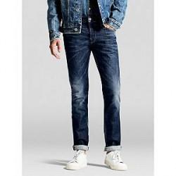 """Jack & Jones JJIClark JJCon Jeans (Mørkeblå, 34"""", 32/81)"""