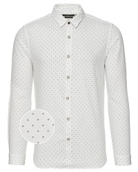Jack & Jones Jordub shirt 12112530 (HVID, SMALL)