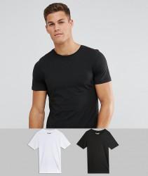 Jack & Jones Originals 2 Pack T-Shirt SAVE - Multi