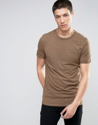 Jack & Jones Pocket T-Shirt - Tan