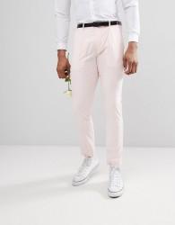 Jack & Jones Premium Skinny Suit Trouser - Pink