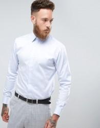 Jack & Jones Premium Slim Non-Iron Smart Shirts - Blue