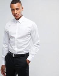 Jack & Jones Premium Slim Non-Iron Smart Shirts - White