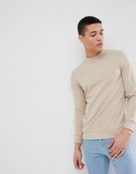 Jack & Jones Premium Sweatshirt - Beige