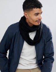 Jack & Jones snood scarf - Black