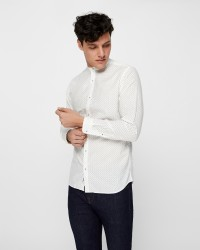 Jack & Jones Summer langærmet skjorte