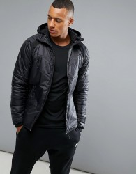 Jack & Jones Tech Padded Jacket - Black