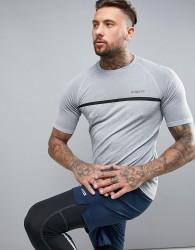 Jack & Jones Tech Seamless T-Shirt - Grey
