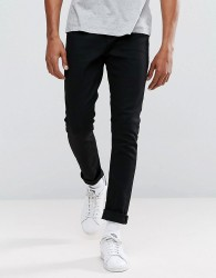 Jack Wills Cashmoor Skinny Jeans In Black - Black