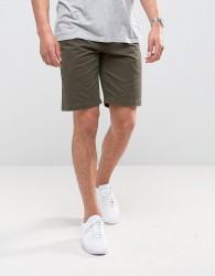 Jack Wills NewBiggin Chino Shorts in Olive - Green