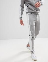 Jack Wills Raynham Colour Block Joggers in Grey - Grey