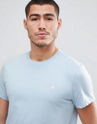 Jack Wills Sandleford Logo T-Shirt in Blue - Blue