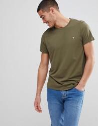 Jack Wills Sandleford T-Shirt in Green - Green