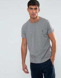 Jack Wills Sandleford T-Shirt In Grey Marl - Grey