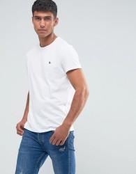 Jack Wills Sandleford T-Shirt In White - White