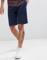 Jack Wills Widmore Chino Shorts In Navy - Navy