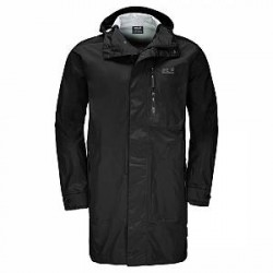 Jack Wolfskin Crosstown Raincoat Men