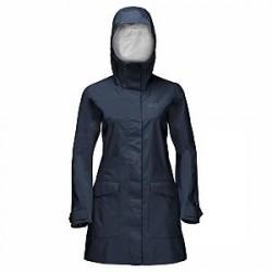 Jack Wolfskin Crosstown Raincoat Women