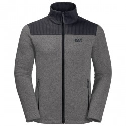 Jack Wolfskin Scandic Fleece Jacket Men - Herrefleece