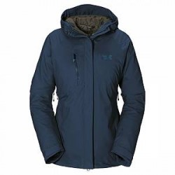 Jack Wolfskin Troposhere DF O2+ Insulated Jacket Women