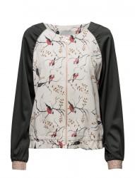 Jacket W. Bird Print