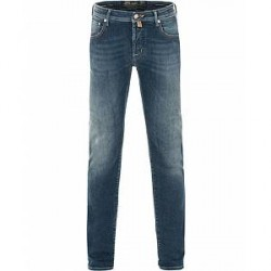 Jacob Cohën Jacob Cohen 622 Limited Edition Slim Jeans Medium Blue