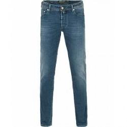 Jacob Cohën Jacob Cohen 622 Limited Luxury Edition Slim Fit Jeans Light Blue