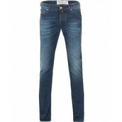 Jacob Cohën Jacob Cohen 622 Slim Fit Jeans Medium Blue