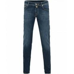 Jacob Cohën Jacob Cohen 622 Slim Jeans Mid Blue