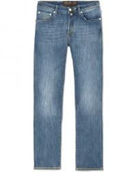 Jacob Cohën Jacob Cohen 688 Slim Jeans Light Blue men W31 Blå