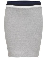 Jacqueline de Yong Dusty skirt (GRÅ, S)