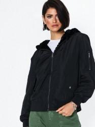Jacqueline de Yong Jdykacy Reversible Bomber Jacket Ot Bomber jakker