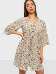 Jacqueline de Yong Jdytricky 3/4 Button Dress Wvn Maxikjoler