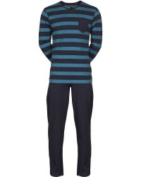 JBS Pyjamas 131 42 (BLÅ, XXLARGE)