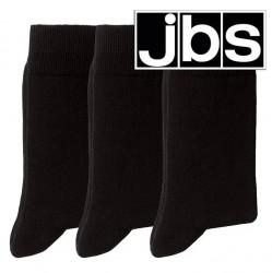 JBS Undertøj 3 PAR - JBS Moderne Sokker / Strømper - Sort - 2000 75 09